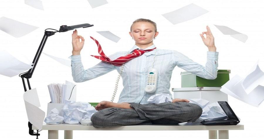 Meditar par evitar el estrés